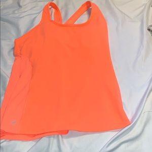Athleta work out shirt